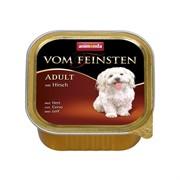 Animonda Консервы для собак с оленем (Vom Feinsten Forest)  0,15кг