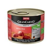 Animonda Консервы для чувствительных собак GranCarno Sensitiv c говядиной 0,2кг