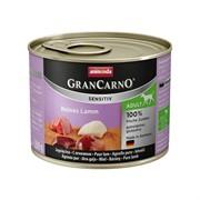 Animonda Консервы  для чувствительных собак GranCarno Sensitiv c ягненком  0,2кг