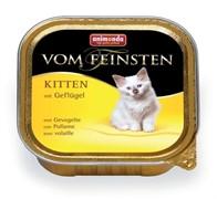 Animonda Консервы для котят с домашней птицей (Vom Feinsten Kitten ) 0,1кг
