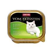 Animonda Консервы для кастрированных кошек с отборной индейкой (Vom Feinsten for castrated cat 0,1кг