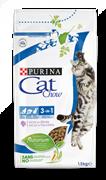 CAT CHOW Пурина Спешл Кэа 3 в 1 (1,5 кг)