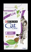 CAT CHOW Пурина Спешл Кэа профилактика комков шерсти (1,5 кг)