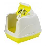 Moderna Туалет-домик Jumbo с угольным фильтром, 57х44х41см, лимонно-желтый