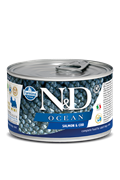 N&D DOG OCEAN SALMON & COD MINI