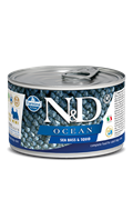 N&D DOG OCEAN SEA BASS & SQUID MINI