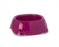 Миска нескользящая Smarty, 1245мл, ярко-розовый