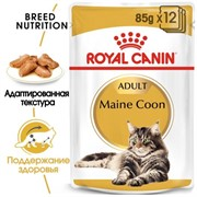ROYAL CANIN Кусочки в кошек Мейн Кун (0,085 кг)