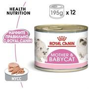 ROYAL CANIN Мусс для котят до 4 мес., BabyCat Instinctive