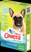 Омега Neo+ Лакомство мультивитаминное д/собак Свежее дыхание с мятой и имбирем