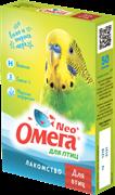 Омега Neo+ Лакомство мультивитаминное д/птиц с биотином