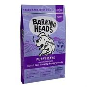 """Barking Heads для щенков с лососем и курицей """"Щенячьи деньки"""", Puppy Days 6 кг"""