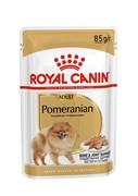 ROYAL CANIN (Роял Канин) POMERANIAN ADULT (ПОМЕРАНСКИЙ ШПИЦ ЭДАЛТ) Паштет для взрослых собак породы померанский шпиц в возрасте от 8 месяцев и старше