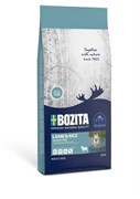 BOZITA Wheat Free сухой корм для взрослых собак с нормальным уровнем активности и чувствительным пищеварением с ягненком 12 кг
