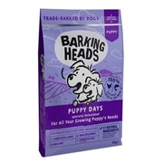 """Barking Heads для щенков с лососем и курицей """"Щенячьи деньки"""", Puppy Days  (18 кг)"""