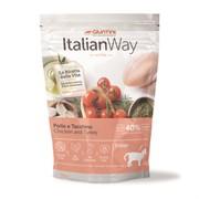 Italian Way безглютеновый, для котят, с курицей и индейкой, Kitten Chicken/Turkey