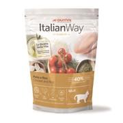 Italian Way безглютеновый для кошек, с курицей и рисом