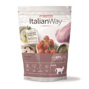 Italian Way беззерновой, для кошек с чувствительным пищеварением, со свежей уткой, Sensitive Duck (8 кг)