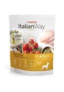 Italian Way безглютеновый, для собак малых пород, с курицей и рисом, Mini Chicken/Rice (8 кг)