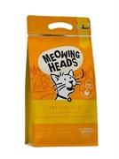 """Barking Heads для кошек с избыточным весом, с курицей и лососем """"Худеющий толстячок"""", Fat Cat Slim"""