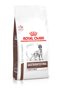 ROYAL CANIN Для собак при запоре, диарее, колите, Gastrointestinal High Fibre