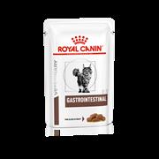ROYAL CANIN (Роял Канин)Кусочки в соусе для кошек при лечении ЖКТ, Gastro Intestinal