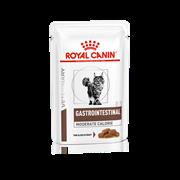 ROYAL CANIN (Роял Канин) Кусочки в соусе для кошек при лечении ЖКТ, Gastro Intestinal Moderate Calorie