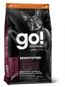 GO! беззерновой для щенков и собак, с ягненком для чувствительного пищеварения, Sensitivity + Shine LID Lamb Dog Recipe, Grain Free, Potato Free 9,98 кг