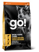 GO! SOLUTIONS SKIN + COAT CARE DUCK RECIPE FOR DOGS (11,35 кг)