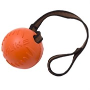 Doglike мяч с лентой, оранжевый