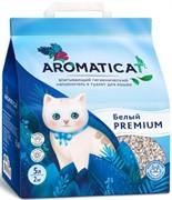 AromatiCat впитывающий наполнитель Premium, белый