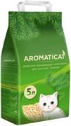 AromatiCat древесный впитывающий наполнитель 15 кг