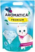 AromatiCat силикагелевый наполнитель Premium 4 кг
