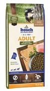 Bosch Adult с птицей и просом сухой корм для собак 15 кг