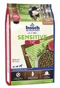 Bosch Sensitive с ягнёнком и рисом сухой корм для собак 15 кг