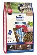 Bosch Junior с ягнёнком и рисом сухой корм для щенков 15 кг