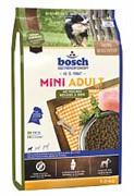 Bosch Mini Adult Птица и просо сухой корм для собак 3 кг