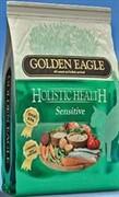 Golden Eagle Holistic Sensitive Cat 43/19 корм для кошек с чувствит.пищеварением 4 кг