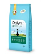Dailycat ADULT Steri lite Chicken and Rice корм для взрослых стерилизованных кошек с курицей и рисом