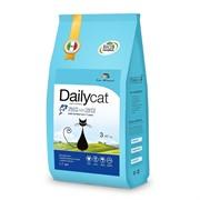 Dailycat ADULT Steri lite Fish and Rice  корм для взрослых стерилизованных кошек с рыбой и рисом