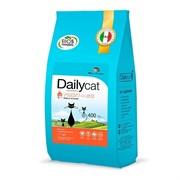 Dailycat KITTEN Turkey and Rice корм для котят с индейкой и рисом 10 кг