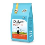 Dailycat SENIOR Turkey and Rice  корм для пожилых кошек с индейкой и рисом 10 кг