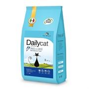 Dailycat ADULT Steri lite Fish and Rice  корм для взрослых стерилизованных кошек с рыбой и рисом 10 кг