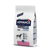Advance для собак малых пород при дерматозах и аллергии, Dog Atopic care