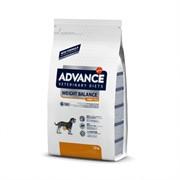 Advance для собак малых пород при ожирении, Weight balance mini 1,5 кг