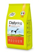 Dailydog ADULT MEDIUM BREED Turkey and Rice корм для взрослых собак средних пород с индейкой и рисом