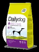 Dailydog ADULT MEDIUM&LARGE BREED Duck and Oats  корм для взрослых собак средних и крупных пород с уткой и овсом
