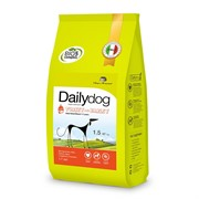 Dailydog ADULT SMALL BREED Turkey and Barley корм для взрослых собак мелких пород с индейкой и ячменем