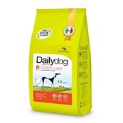 Dailydog ADULT SMALL BREED Turkey and Rice  корм для взрослых собак мелких пород с индейкой и рисом