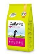Dailydog PUPPY ALL BREED Lamb and Rice  корм для щенков для всех пород с ягненком и рисом